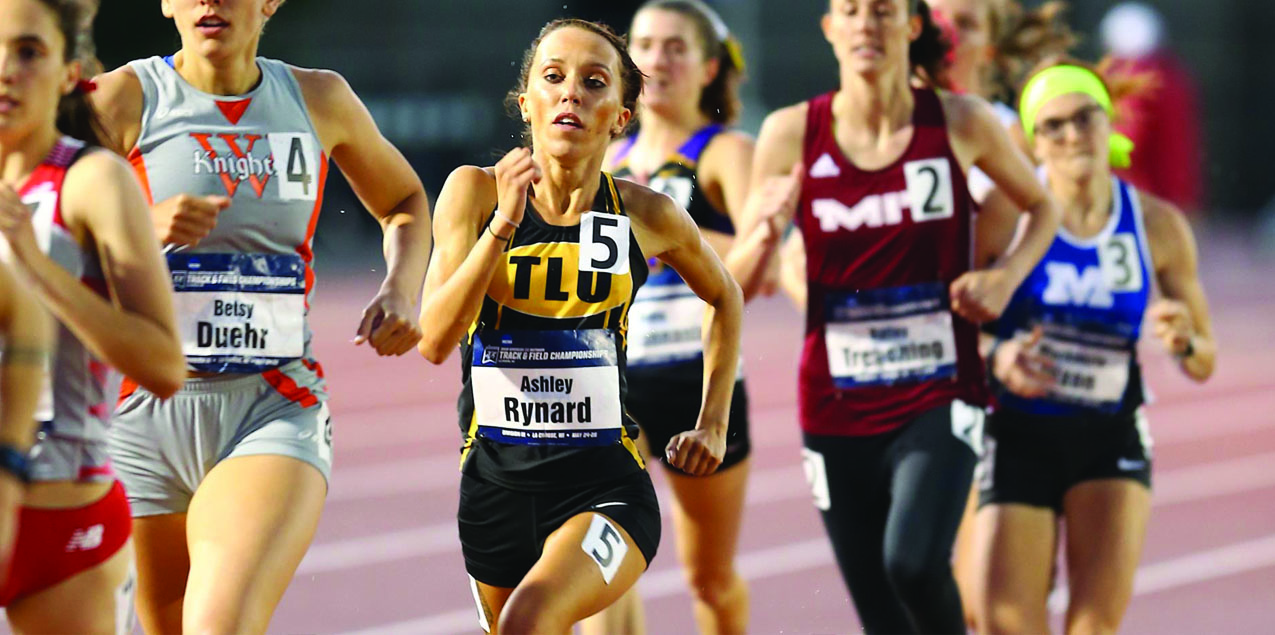 TLU's Rynard Highlights Friday Action at NCAA Outdoor Track & Field Championships