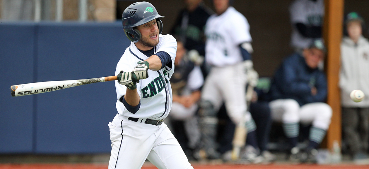 Nova Delivers Four-Inning Save as Endicott Advances in NCAA Regional