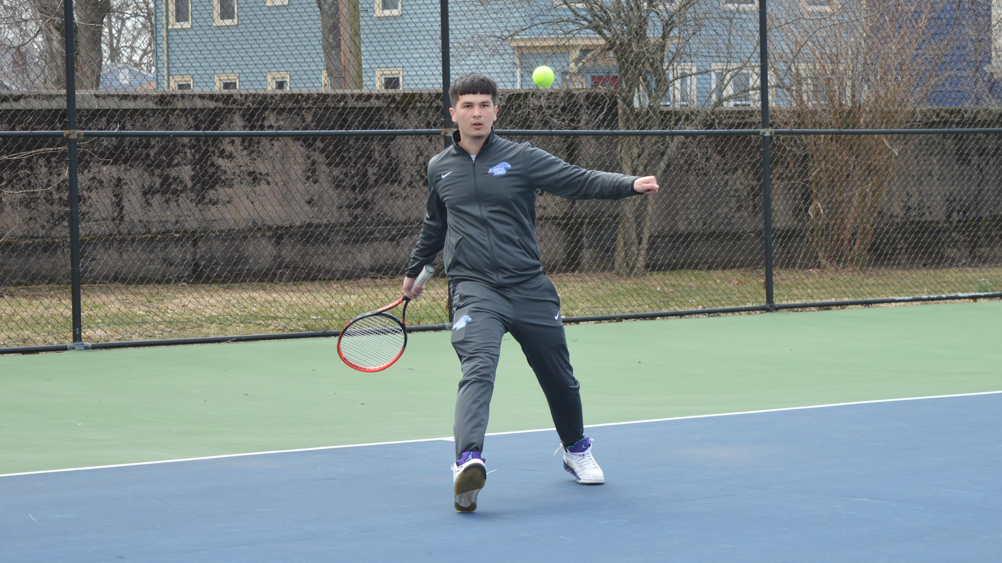 Univ. of Maine at Fort Kent Defeats Men's Tennis, 7-2