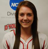 Kalie McHenry, D'Youville College, Pitcher of the Year