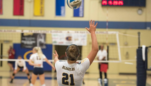 Blugolds Release 2018 Volleyball Schedule