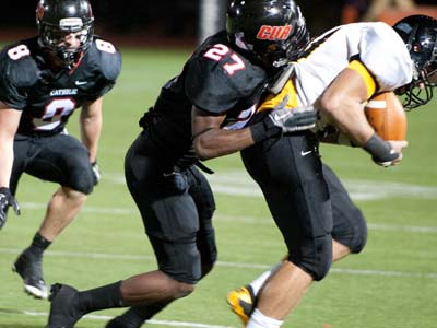 Culpepper named ODAC Defensive Player of the Week
