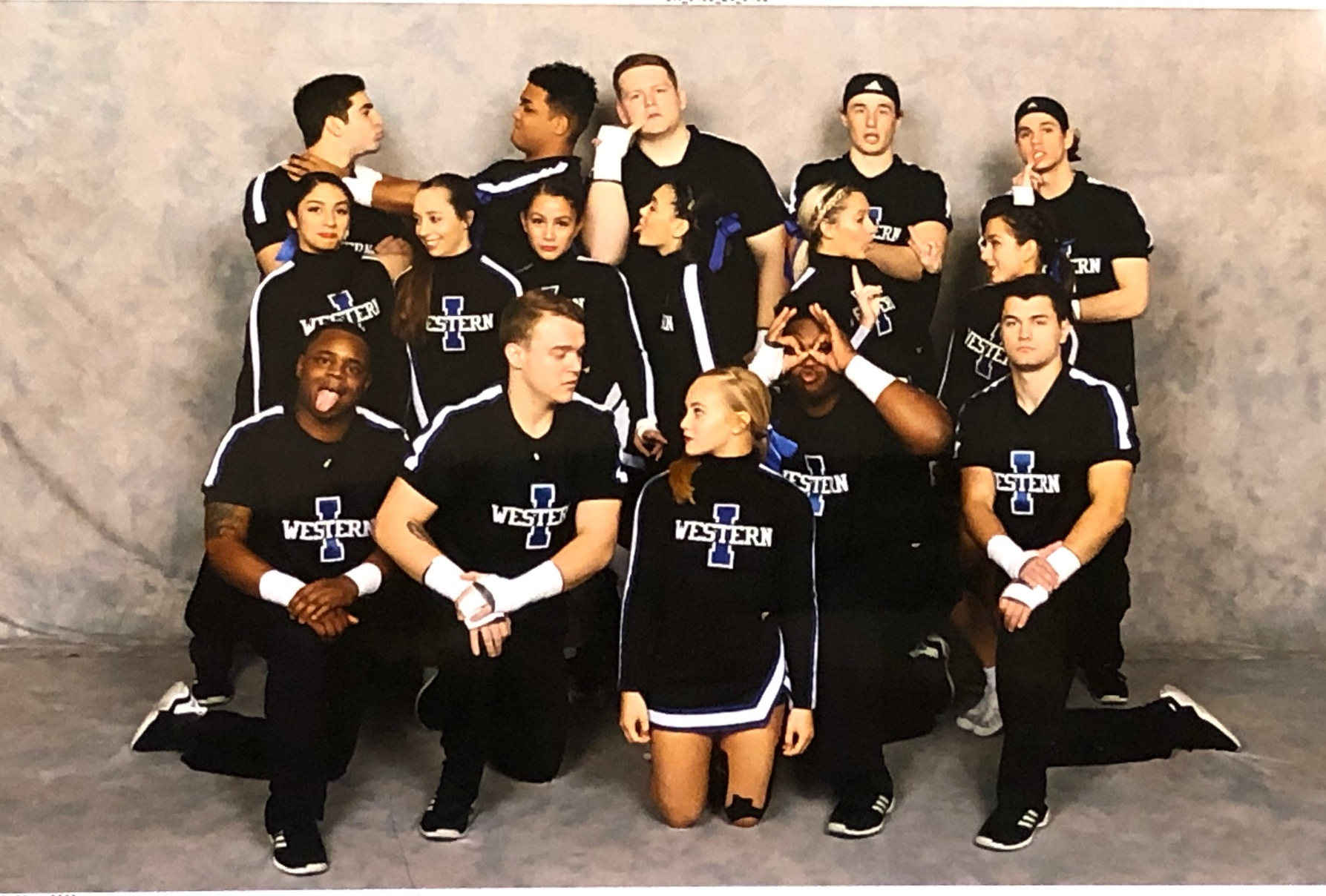 Reiver Cheer brings it at National competition
