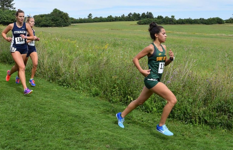 Keyes Leads Broncos as Women Place Seventh at Hamilton