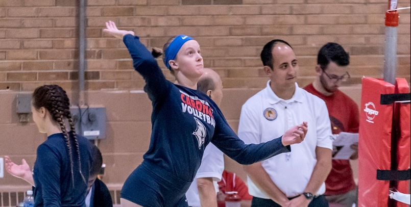 SVSU Falls in Straight Sets to Northwood, 3-0