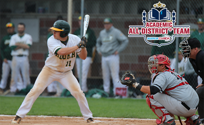 Skinner Repeats as Academic All-District