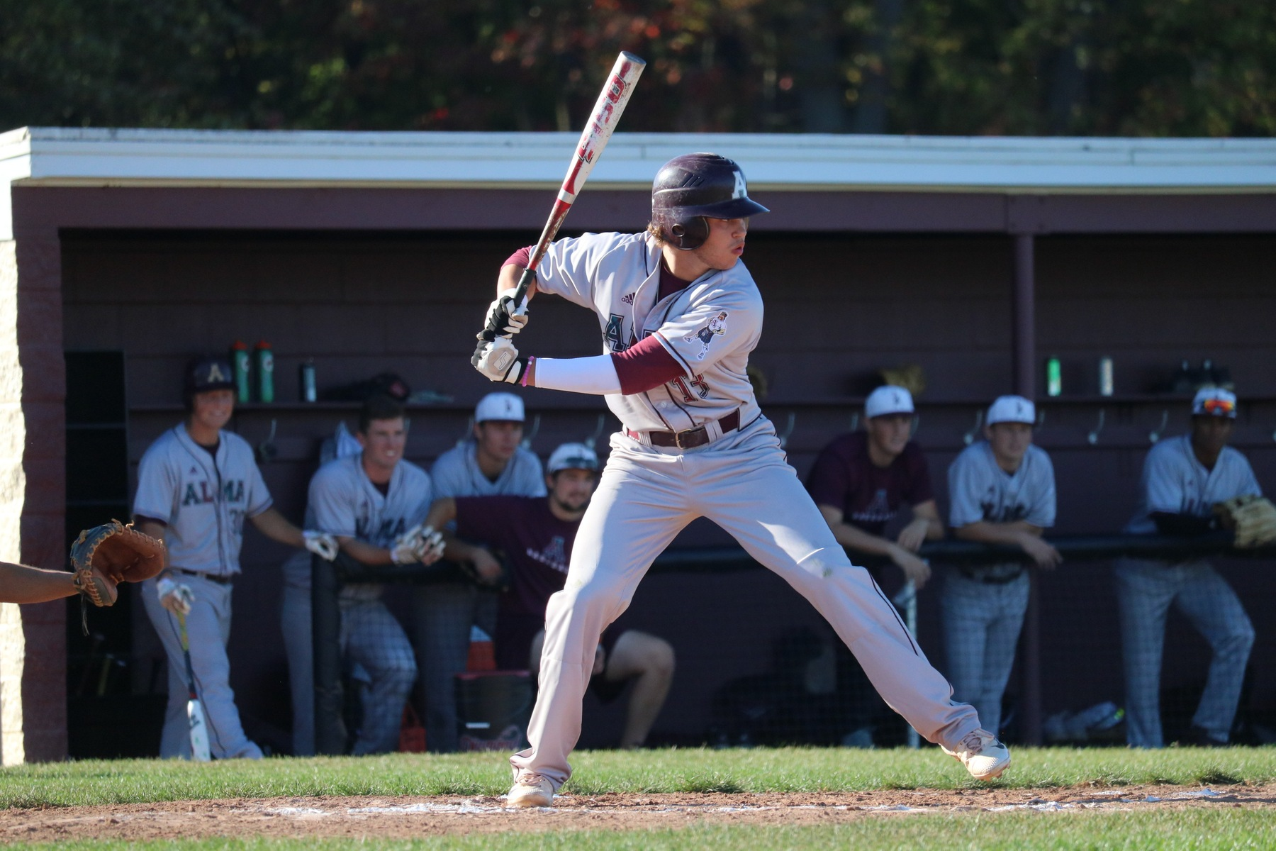 Acker named MIAA Player of the Week