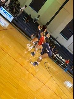 Lady canes volleyball team wins 3-0 over conference foe Guilford Tech