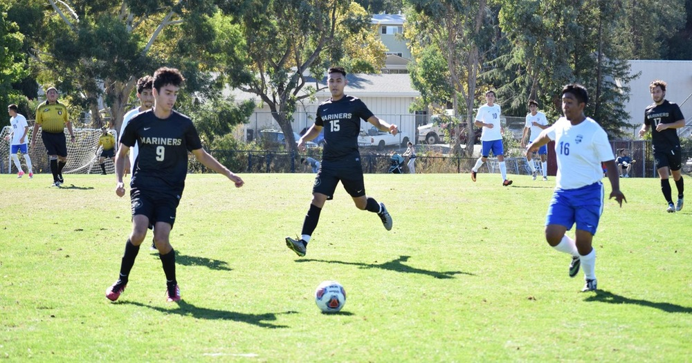 Men's Soccer Unable to Overcome Two Goal Deficit against Merritt