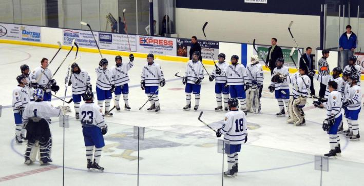 #CUWStatsInfo: Men's Hockey has high expectations for youthful team