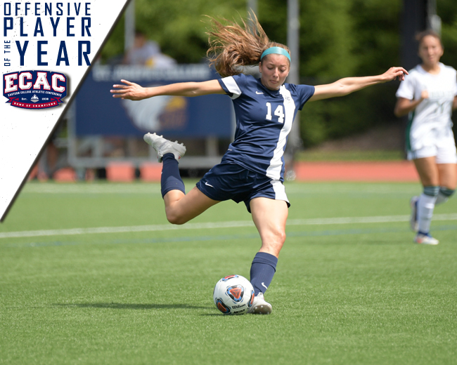 Gagliardi Dubbed ECAC Offensive Player of the Year