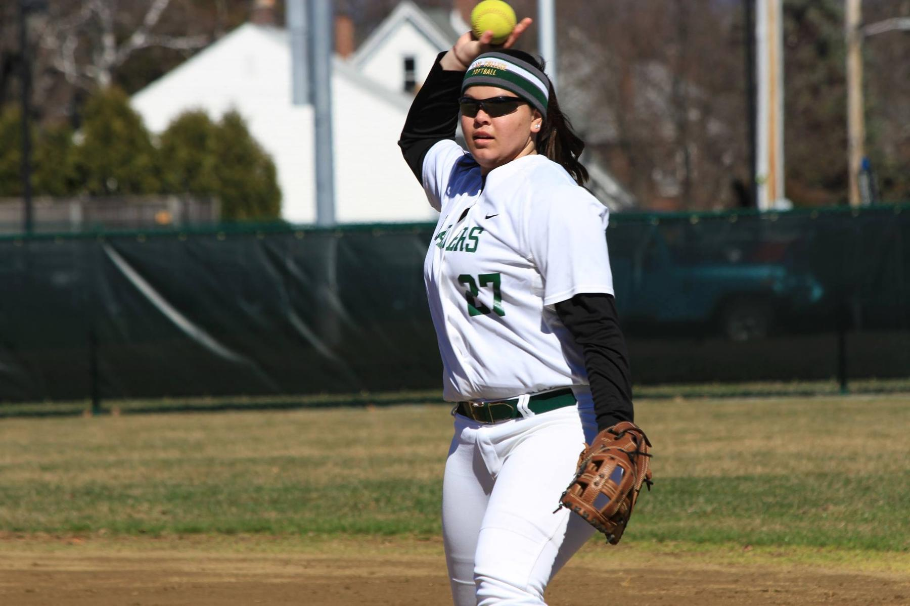 Softball Walks Off Over Westfield State