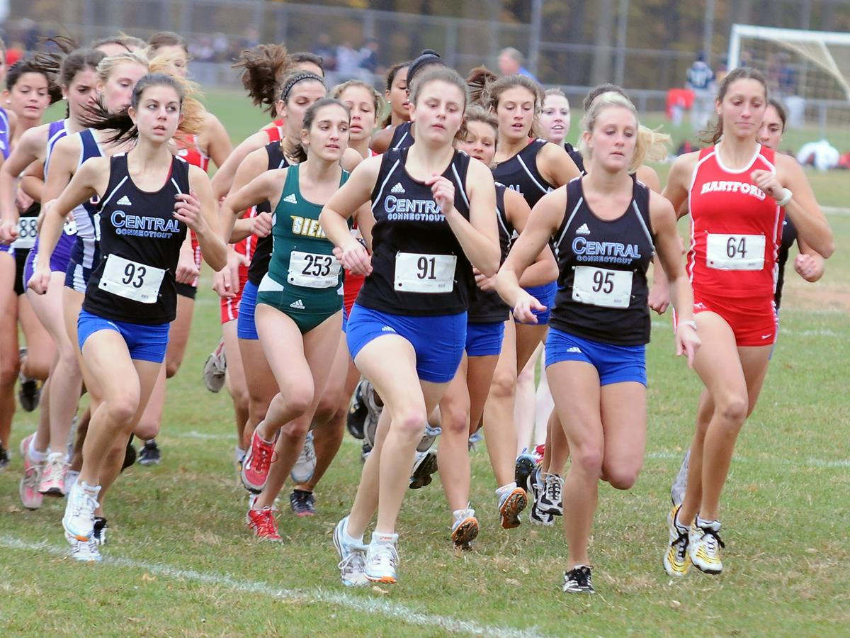 Women's Cross Country Picked Fifth In Northeast Conference Poll