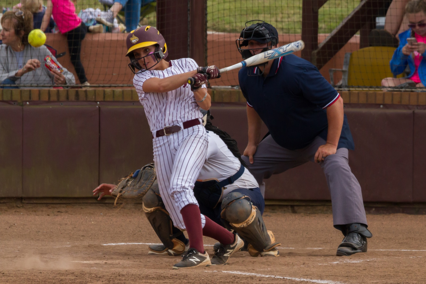 Lady Wildcats keep bats hot, sweep East Mississippi