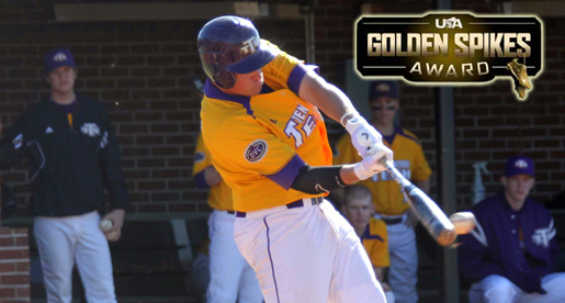 Stephens named to USA Baseball 60-man watch list for Golden Spikes Award