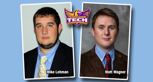 Sports Information staff adds  Lehman, Wagner as interns