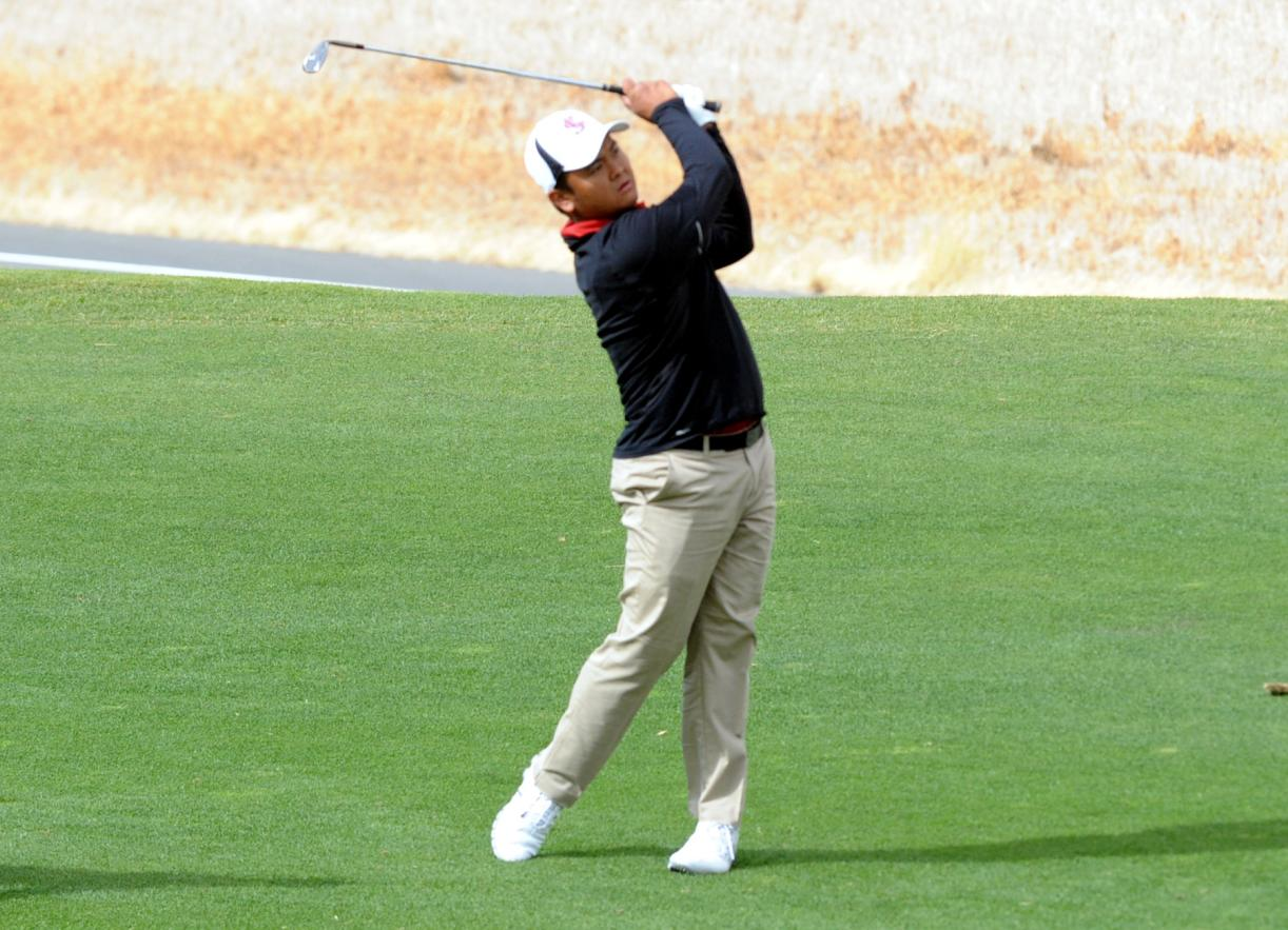 SCU Golf: Introducing Young Local Star Carlos Briones