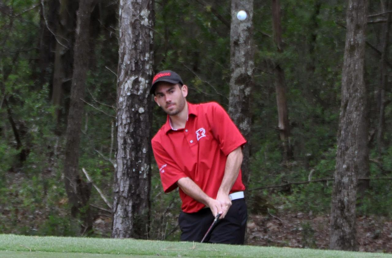 Golf: Panthers fourth after first round of Emory Spring Invitational