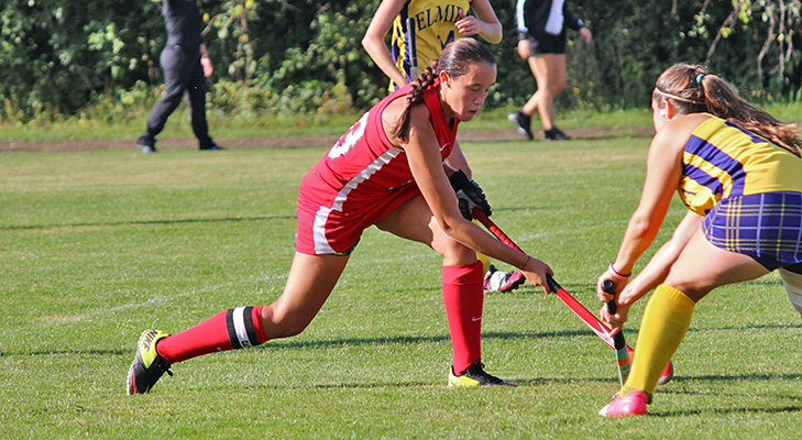 Oswego State Shuts Down Field Hockey, 1-0