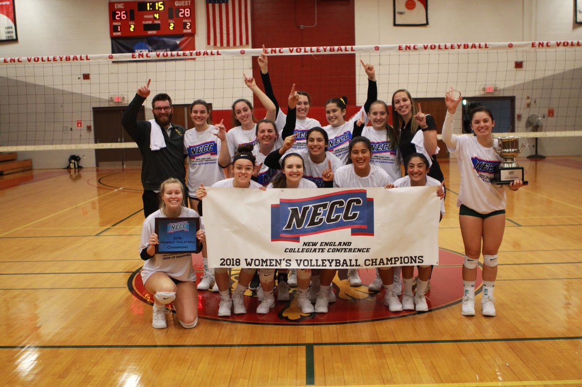 Southern Vermont Tops Eastern Nazarene 3-1 to Clinch NECC Championship