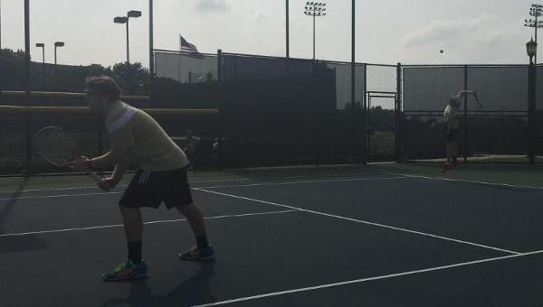 Mountaineers Singles Too Tough for 'Roos in SCAC Tourney