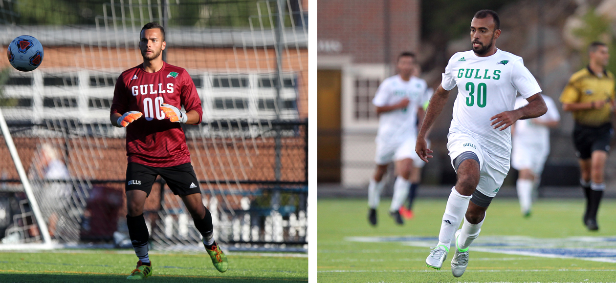Al Khalifa and Weinstein Receive Weekly CCC Honors