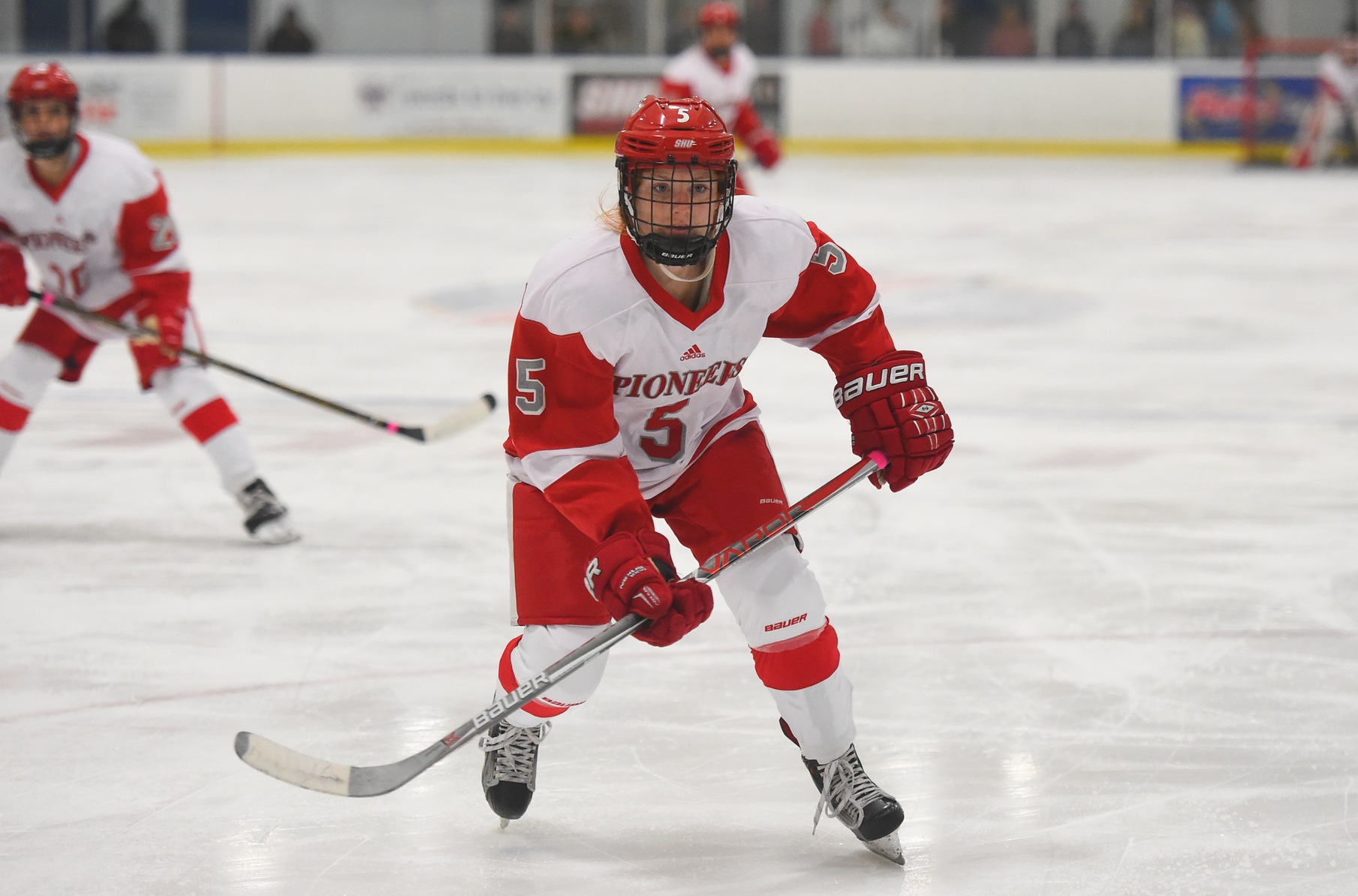 SHU Advance To NEWHA Final After 3-1 Win Over Holy Cross