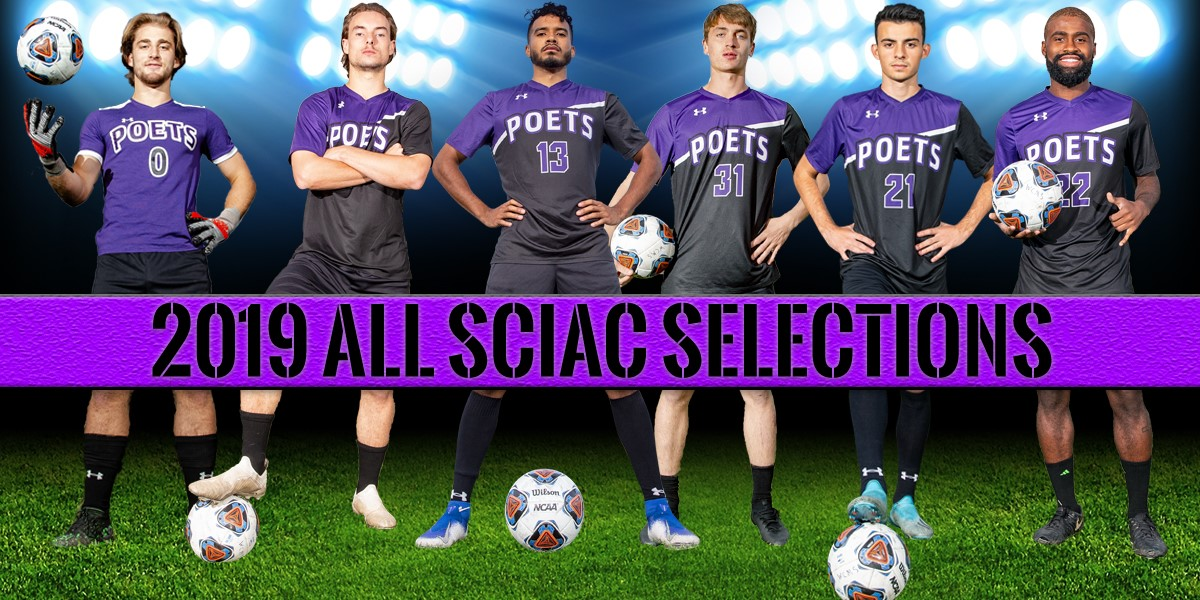 Six Poets named All-SCIAC