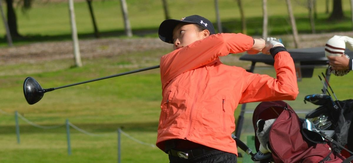 Mira Yoo had the best round of the day for CMS with a 72, helping the Athenas to the team title