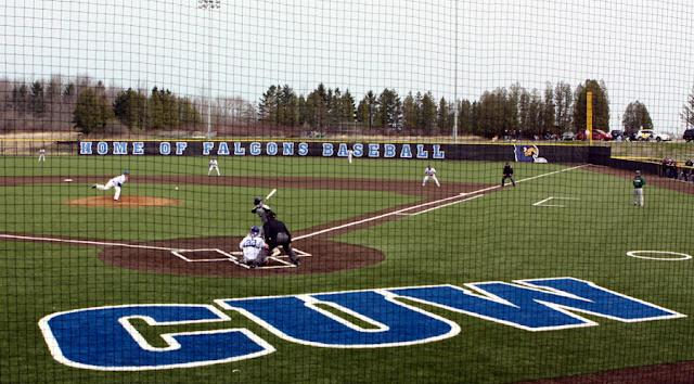 Monday Baseball doubleheader against WLC moved to Kapco Park
