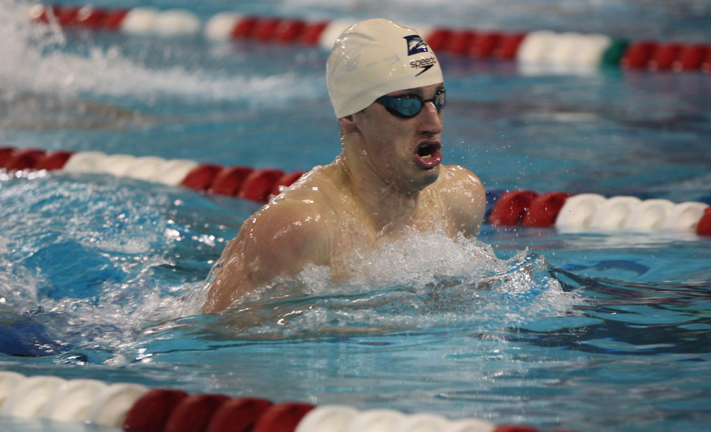 Andrew Wilson Takes Fourth in 200 Breaststroke at U.S. National Championships