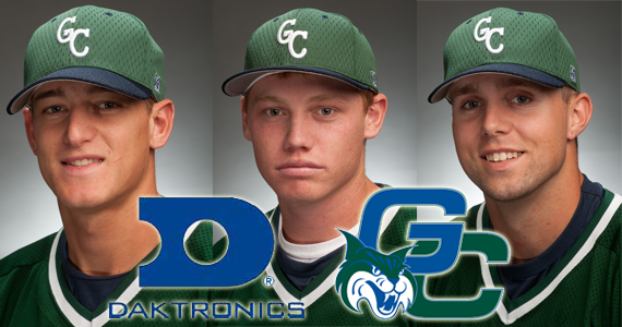 Three Baseball Bobcats Take Daktronics All-Region Slots
