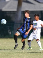 Dominic Valdivia assisted on both Falcon goals