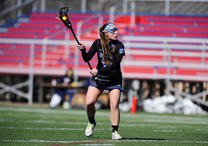 Women's Lacrosse Wins Third Straight