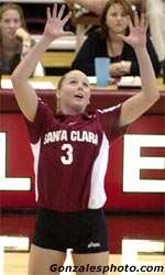 No. 14 Volleyball Defeats LMU 3-1