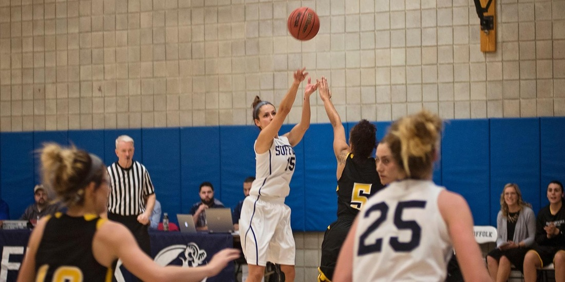 Women's Basketball Heads to Roadrunner Tip-Off Tournament This Weekend