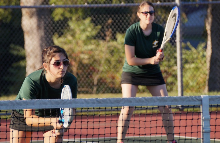 Women's Tennis Sweeps Herkimer, Wins Second Straight Match