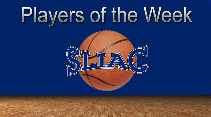 SLIAC Players of the Week - Nov. 25