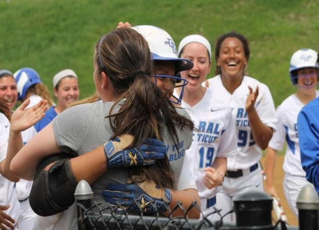 Springer Blasts Two; CCSU Tops LIU 5-4