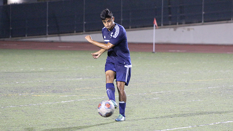 Citrus Men's Soccer Edged Out by Norco