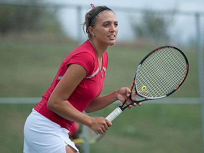FSU's Natalie Diorio helped the Bulldogs to two more wins