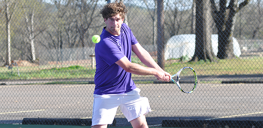 Eagles Play Non-Conference Matches In Shreveport