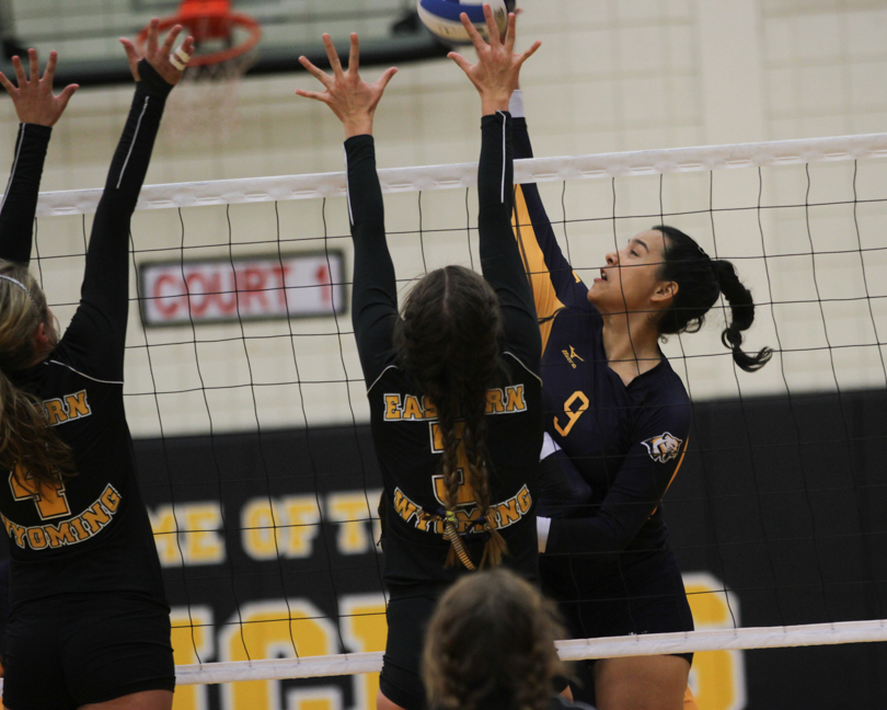No. 1 WNCC sweeps McCook