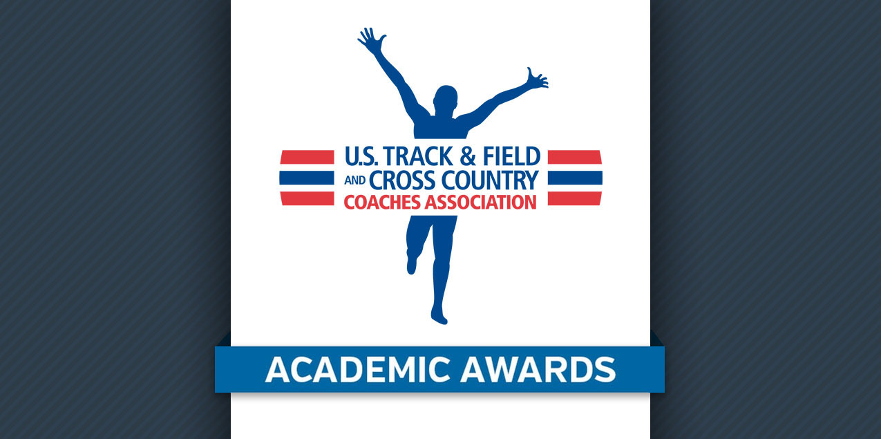 Five Teams, Six Student-Athletes Earn USTFCCCA Academic Awards