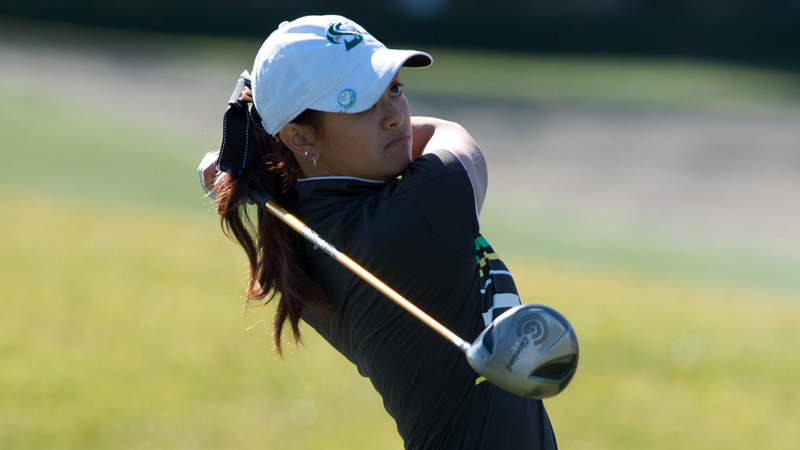 WOMEN'S GOLF IN THIRD ENTERING FINAL ROUND OF RAINBOW WAHINE INVITE