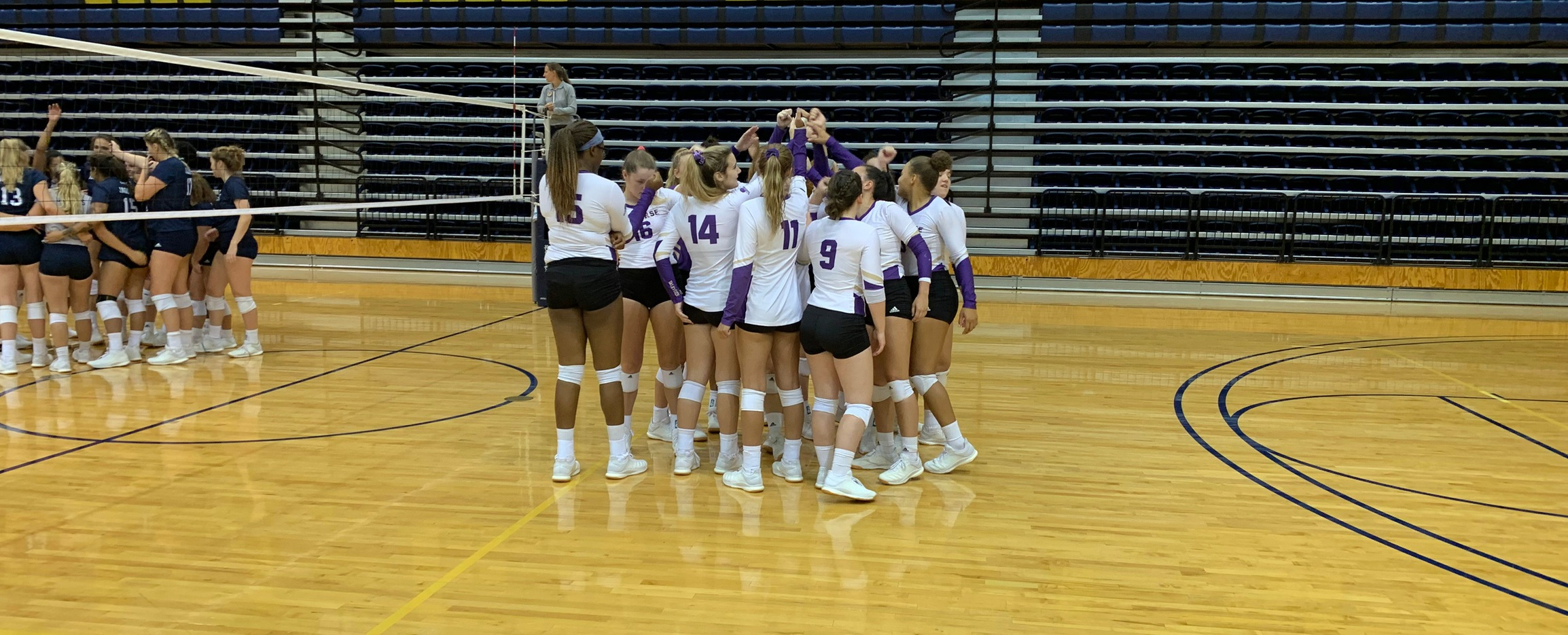 Volleyball Concludes Pacer Invitational