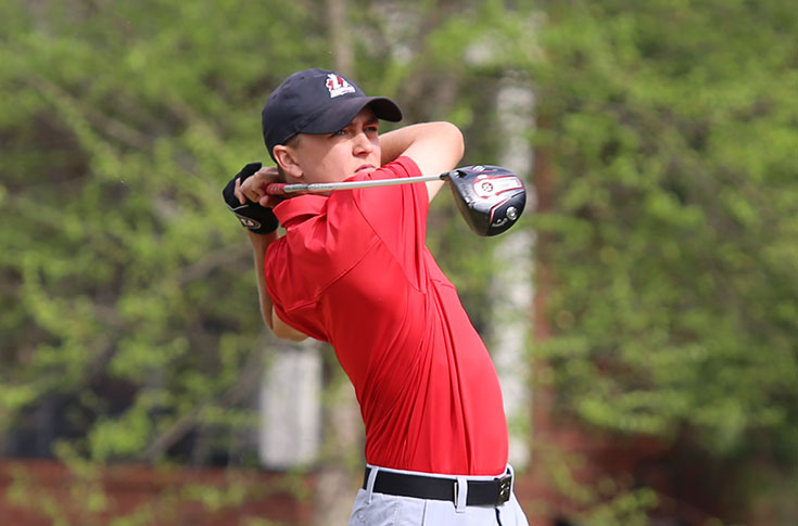 Golf: Panthers place seventh at Wynlakes Intercollegiate