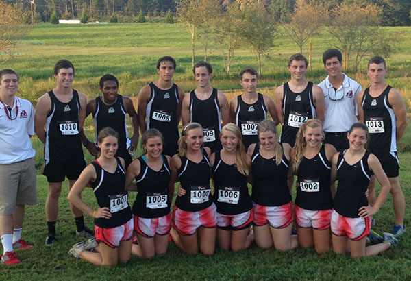 Cross Country: Panther teams finish strong in season opening meet