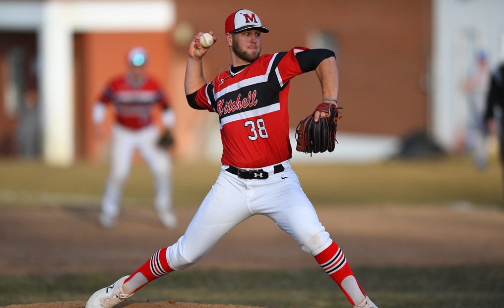 Pitching Staff Shines as Baseball Tops Castleton