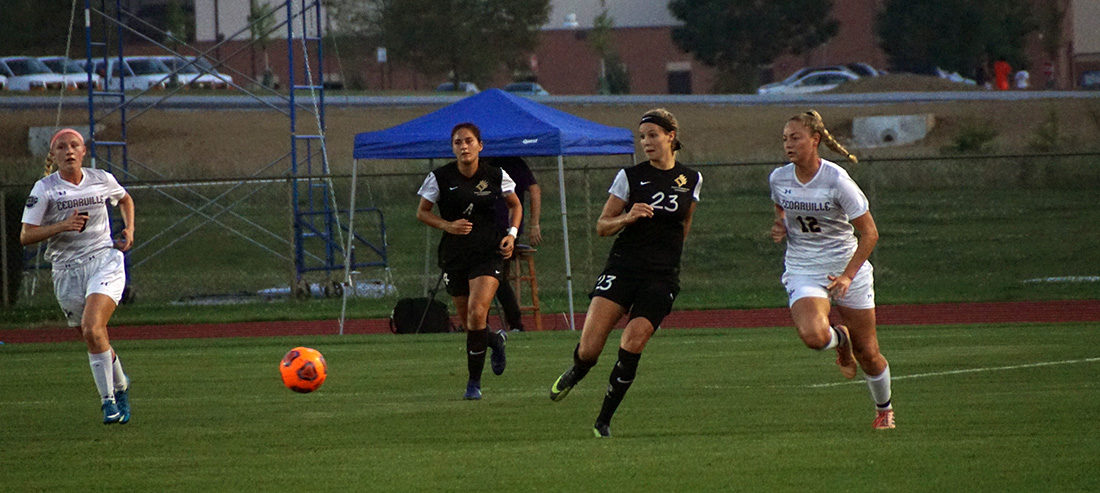 Women's Soccer Falls In Conference Play At Ursuline